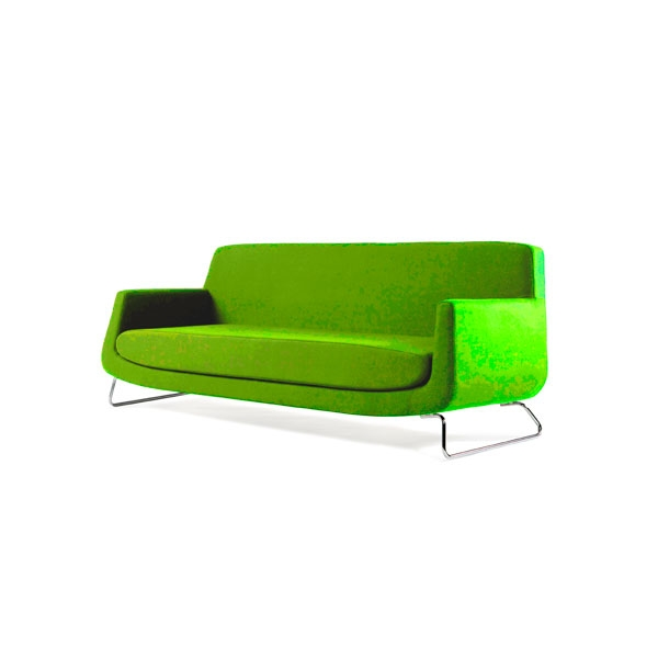 alcantara couch sofa van rice gemaakt van alcantara. Black Bedroom Furniture Sets. Home Design Ideas